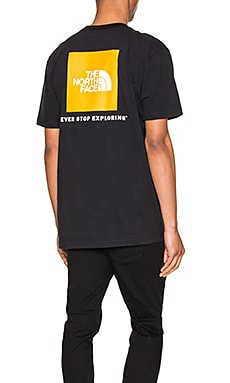 Urban Red Box Tee The North Face $25