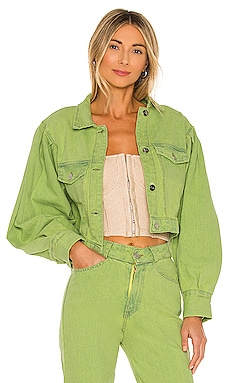 Caliz Denim Jacket Tach Clothing $98