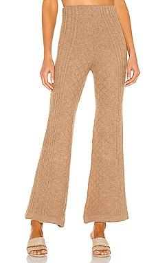 Agafia Knit Pant Tach Clothing $219 NEW