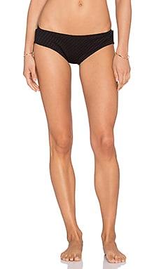 Talulah Bombora Bikini Bottom in Black