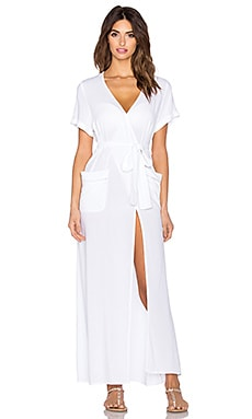 Talulah Sierra Maxi Dress in White