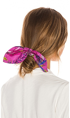 Bow Scrunchie Set of 2 Tanya Taylor $60 NEW ARRIVAL