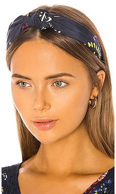 Printed Headband Tanya Taylor $85 Collections