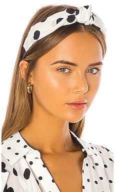 Printed Headband Tanya Taylor $46