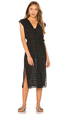 Купить Платье marcella - TAVIK Swimwear черного цвета