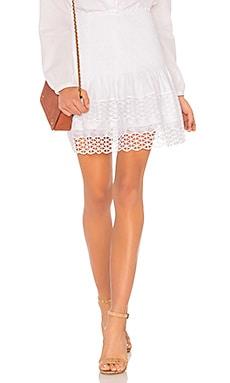 Купить Юбку lillie - TAVIK Swimwear белого цвета