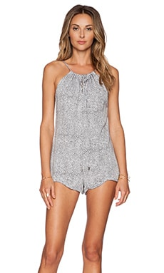 TAVIK Swimwear Luca Romper in Rocks
