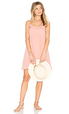 Morning Glory Dress in Rose Dawn