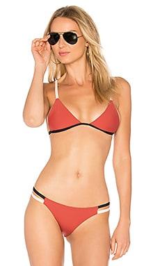 Zeppelin Bikini Top