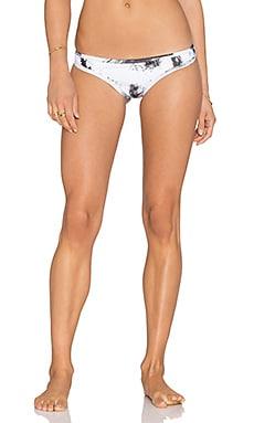 TAVIK Swimwear Jayden Minimal Bikini Bottom in Smudge