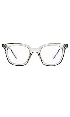 LUNETTES ANTI LUMIÈRE BLEU THE SNATCHER IN BLACK TIE The Book Club $40 BEST SELLER