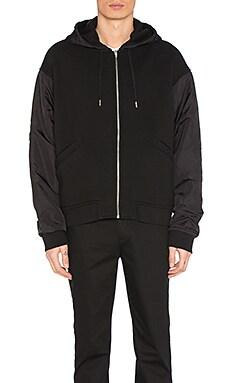 Nylon Combo Jacket