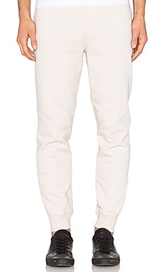 T by Alexander Wang Vintage Fleece Sweatpants in Muslin