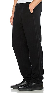 Boiled Wool Sweatpants