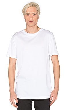 T by Alexander Wang Oversized Tee in White