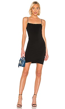 Crepe Jersey Twisted Cami Dress T by Alexander Wang $133