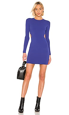 Bodycon Long Sleeve Dress T by Alexander Wang $139