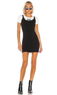 ROBE COURTE T by Alexander Wang $395