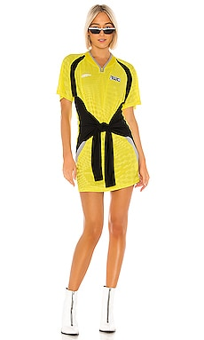 Tricot Front Tie Dress T by Alexander Wang $179