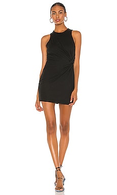 Heavy Soft Jersey Fitted Tank Dress T by Alexander Wang $265 NEW