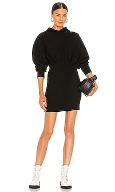 Tailored Knit Hoodie Dress T by Alexander Wang $208 Collections
