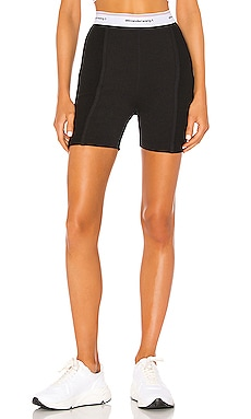 SHORT CYCLISTE T by Alexander Wang $195 Collections
