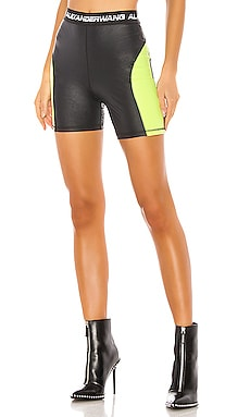 SHORT CYCLISTE T by Alexander Wang $95 Collections