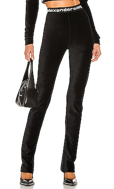 Stretch Corduroy Flare Pant T by Alexander Wang $295