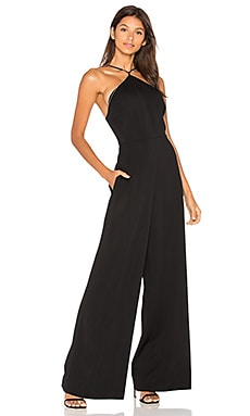 Crepe Chain Jumpsuit