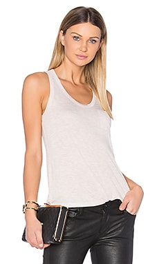 Classic Pocket Tank in Blush