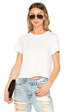 クロップTシャツ