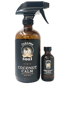 Coconut Calm Concentrate The Cleaner Soul $10