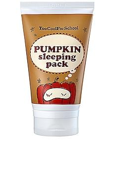 Pumpkin Sleeping Pack Too Cool For School $20