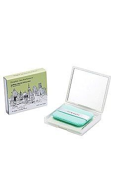 Dinoplatz Brachiosaurus Blotting Paper 02 Green Tea Too Cool For School $8