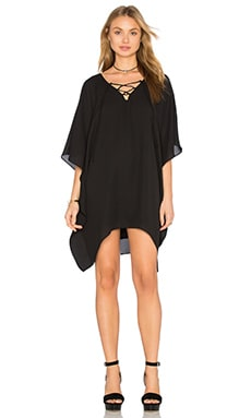Lacey Lace Up Caftan