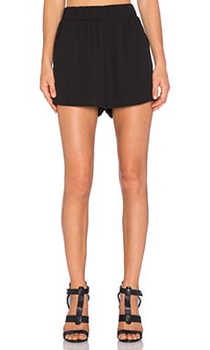 Three Eighty Two London Shorts in Black