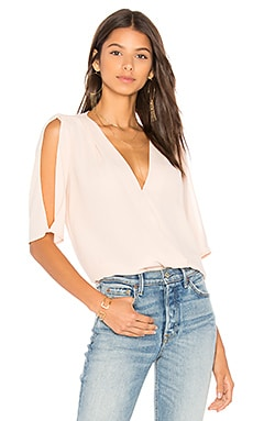 Rumi Surplice Top