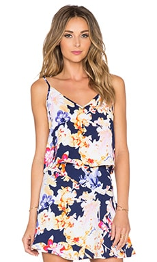 Three Eighty Two Karlie Crop Cami in Lanai