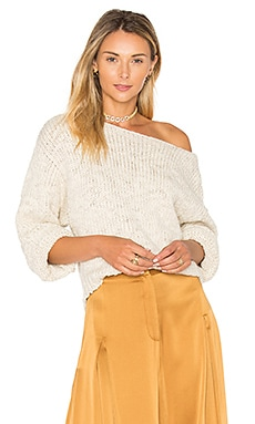 Dolman Sweater in Oatmeal