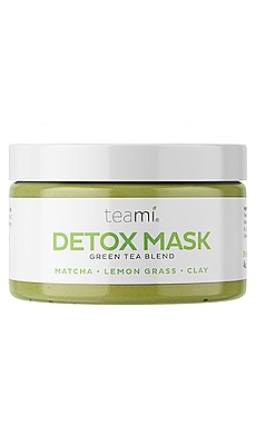 Green Tea Detox Mask Teami Blends $30 BEST SELLER