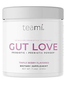 Gut Love Probiotic + Prebiotic Powder Triple Berry Teami Blends $35 BEST SELLER