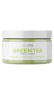 EXFOLIANTE FACIAL GREEN TEA FACE SCRUB Teami Blends $25 MÁS VENDIDO