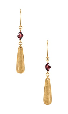 Jaya Earrings Temple of the Sun $179 NEW