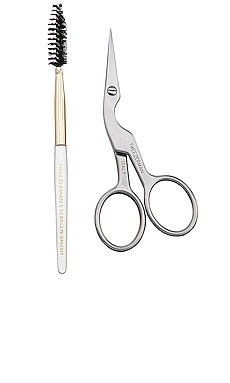 Brow Shaping Scissors & Brush TWEEZERMAN $19