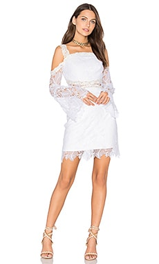 Angelic Dress in Off White