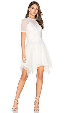 After Party Dress in Off White