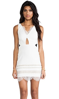 White Isle Dress