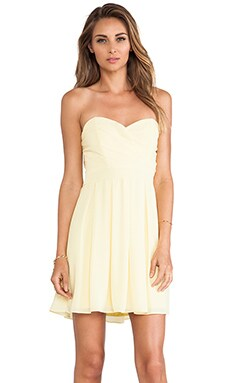 Elida Strapless Dress
