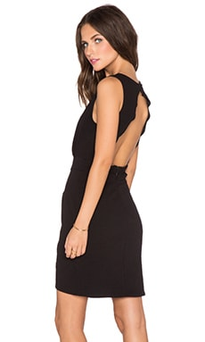 TFNC London Alexis Dress in Black