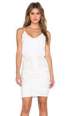 TFNC London Kirsty Dress in White